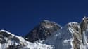 Le mont Everest en 2009.