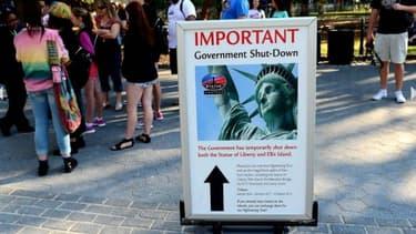 Si les lieux publics (musées, ...) étaient fermés pendant le shutdown, les Américains ne sont pas restés inactifs pour autant.