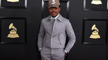 Chance The Rapper, le 12 février 2017