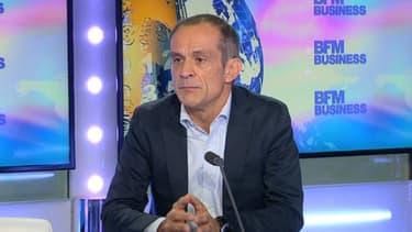 Jean-Pascal Tricoire, le PDG de Scheider Electric, était l'invité de BFM Business.