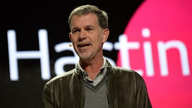 Reed Hastings, le PDG de Netflix.