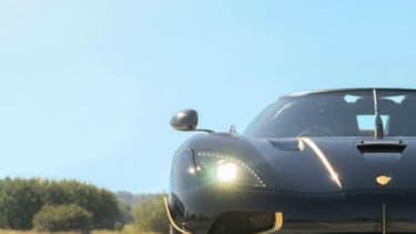 La Koenigsegg Agera XS débarque en Europe...