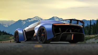 L'hypercar Tesla, un rêve de designer... sauf si Elon Musk se décide à se lancer sur ce marché