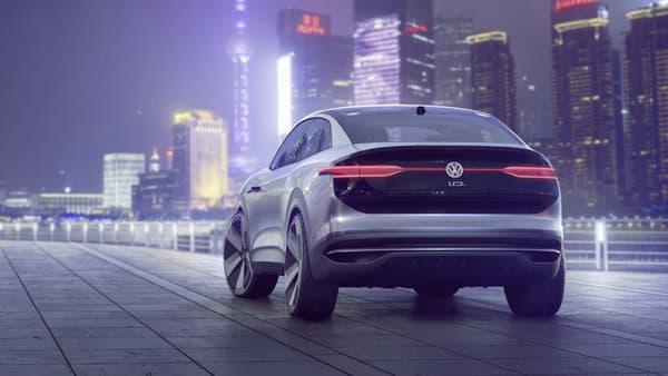 Volkswagen ne cherche pas à concurrencer le Tesla Model X avec l'ID Crozz, plutôt à multiplier les interprétations du véhicule électrique.