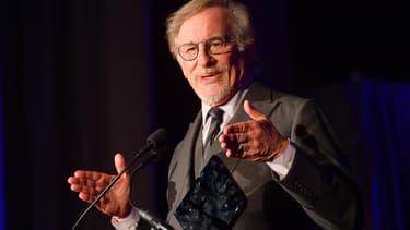 Steven Spielberg en février 2019