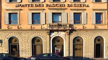 La Banque Monte dei Paschi devrait bien bénéficier d'un sauvetage public.