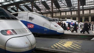 TGV - image d'illustration