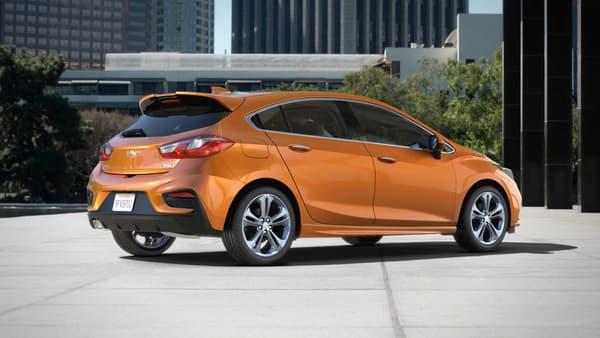 L'année prochaine, la Chevrolet Cruze sera équipée d'une motorisation diesel conçue... en Europe!