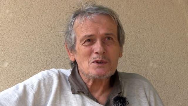 Jean-François Garreaud en 2016