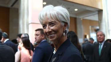 Concernant la loi Macron, la directrice générale du FMI indique que la vie économique française a besoin de ce vent de réformes, de cette impulsion.