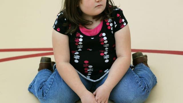 Selon une étude d'un institut, un tiers des enfants européens est en surpoids (image d'illustration)