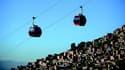 La capitale bolivienne s'est dotée du réseau de téléphérique le plus étendu du monde, avec ses 30 kilomètres de lignes.
