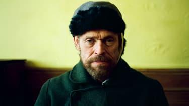 Willem Dafoe est Van Gogh dans At Eternity's gate