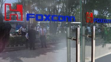 Foxconn est connu pour être le sous-traitant d'Apple