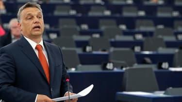 Devant les eurodéputés le 4 juillet, le Premier ministre hongrois, Viktor Orban, a qualifié l'Union européenne d'UERSS.