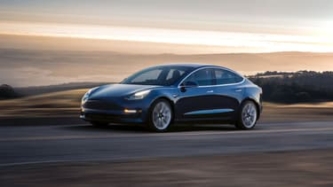 La Model 3 a résolu ses problèmes de freinage via une mise à jour à distance