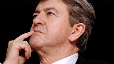 """79% des personnes interrogées ne pensent pas que Jean-Luc Mélenchon """"serait un bon Premier ministre""""."""