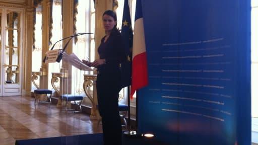 """""""Une belle victoire et un succès majeur"""", a assuré la ministre de la culture Aurélie Filippetti"""