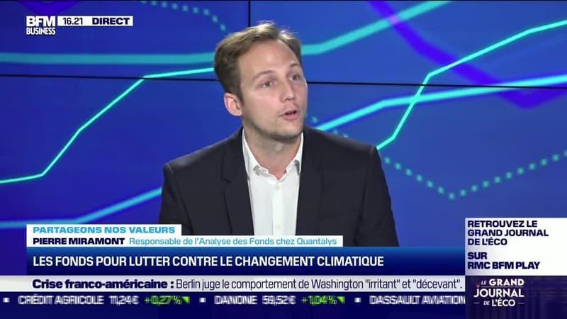 Pierre Miramont (Quantalys) : Les fonds pour lutter contre le changement climatique - 21/09