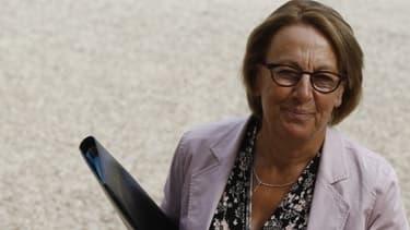Marylise Lebranchu, la ministre en charge de la fonction publique, doit proposer des économies dans l'Etat