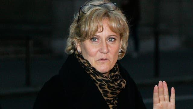 L'eurodéputée UMP Nadine Morano