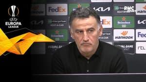 """Ajax-Lille : """"On pourrait laisser penser que j'en n'avais rien à foutre"""", Galtier se défend de tout turnover"""