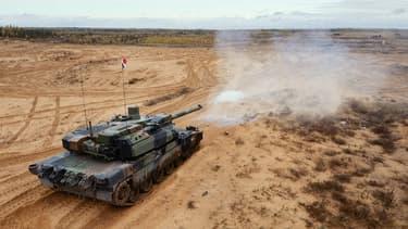Ce nouveau marché couvre, pour une période de dix ans, le Maintien en condition opérationnelle (MCO) du char Leclerc