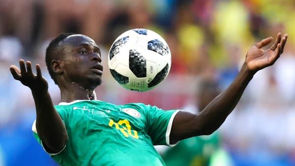 Sadio Mané, le 28 juin 2018