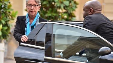 Élisabeth Borne, la ministre déléguée aux Transports.