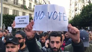 Des élections présidentielles sous tension en Algérie