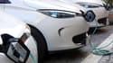 La ZOE de Renault toujours en tête des ventes