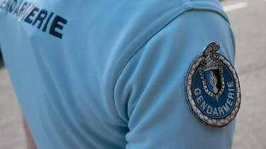 Un gendarme - Image d'illustration