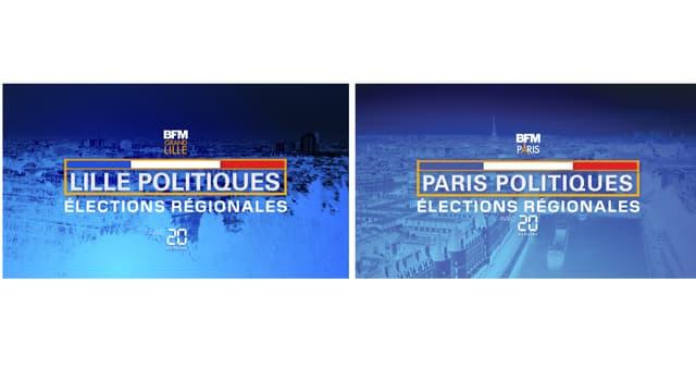 """""""20 MINUTES"""" PARTENAIRE DE """"PARIS POLITIQUES"""" ET """"LILLE POLITIQUES"""" SUR BFM PARIS ET BFM GRAND LILLE / GRAND LITTORAL"""