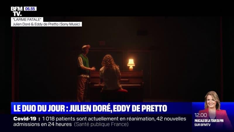 Regarder la vidéo Julien Doré sort