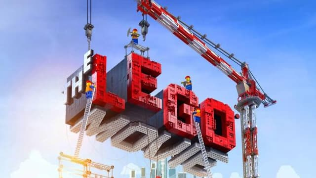 """""""La Grande Aventure Lego"""" dépasse Monuments Men"""" de George Clooney."""