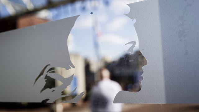 Pour les dernières heures avant le résultat de l'élection présidentielle, les candidats et leurs soutiens sont tenus au silence médiatique. (PHOTO D'ILLUSTRATION)