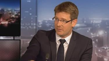 Pascal Canfin, ministre écologiste délégué au Développement