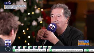 """Scène sur Seine : L'interview de François Morel, à l'affiche de """"J'ai des doutes""""au Théâtre du Rond-Point"""