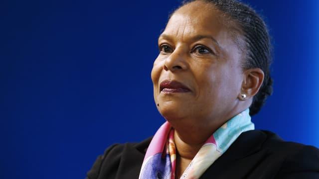 Christiane Taubira a répondu à ceux qui veulent la voir candidate à la primaire de la gauche