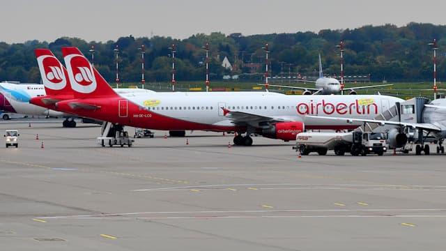 Air Berlin dispose d'un parc de 144 appareils. Après Lufthansa qui désire en reprendre 81, c'est au tour d'EasyJet d'annoncer son intention d'en acquérir 25.