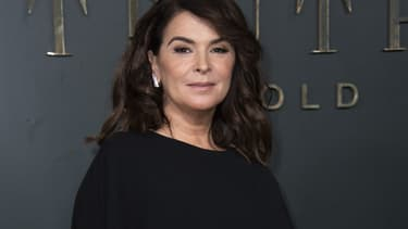 Annabella Sciorra en novembre 2019