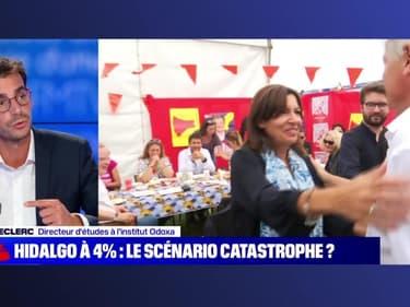 Story 3 : Hidalgo à 4%, le scénario catastrophe ? - 24/09