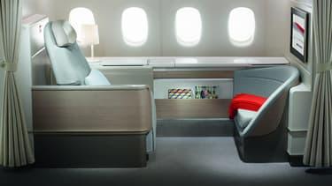 La Première équipe les 19 Boeing 777 de la flotte d'Air France.