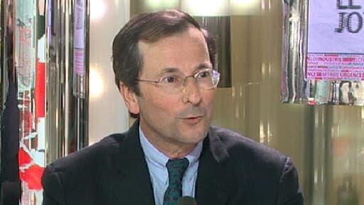 Christophe Blanchard-Dignac, PDG de la française des Jeux, craint un ralentissement de l'activité en 2013