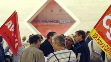 La CGT n'a recueilli que 14% des suffrages lors des élections professionnelles à Air France.