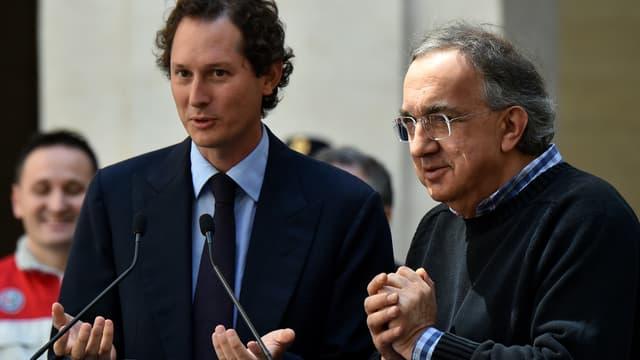 Cornaqué par son mentor Sergio Marchione, John Elkann était devenu un homme fort de l'automobile. Un deal réussi avec Renault ferait de lui un géant incontournable.