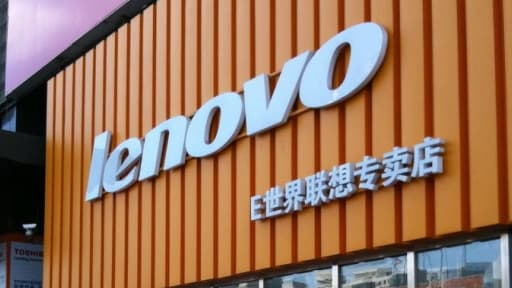 Lenovo fabrique un ordinateur sur six vendu dans le monde.