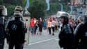 Une quarantaine d'interpellations en marge de la finale de l'Euro 2016