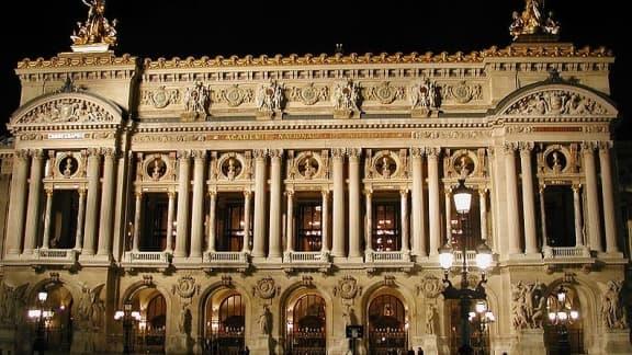Le Palais Garnier est le tout dernier monument à ouvrir une souscription publique pour financer sa restauration