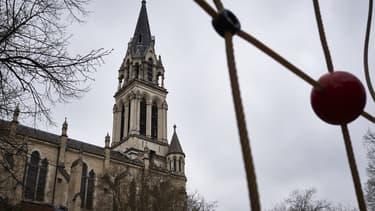 L'église Sainte-Blandine, à Lyon